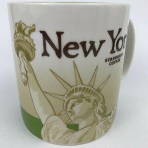 Starbucks New York City Statue of Liberty Mug